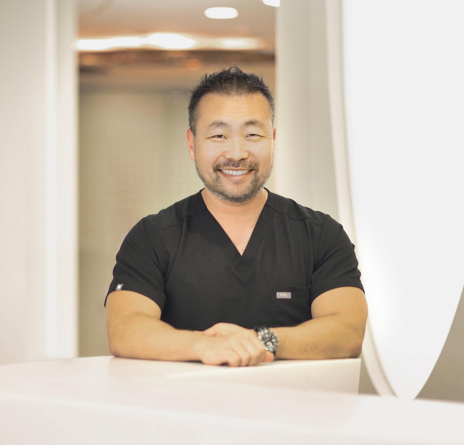 Doctor Jae Pak
